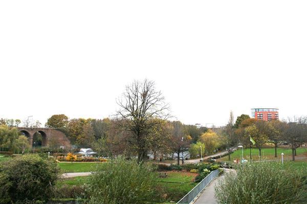 Balcony Views of The