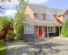 Detached home in Maes Y Celyn, Guilsfield...