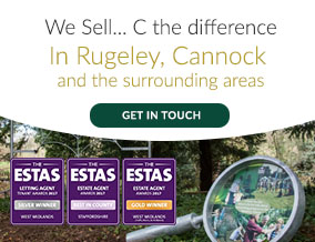 Get brand editions for C Residential Ltd, Rugeley-Sales