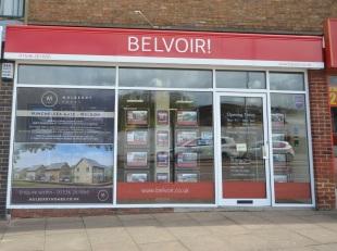 Belvoir, Corby branch details