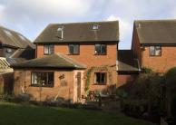 Detached property in Manley James Close...