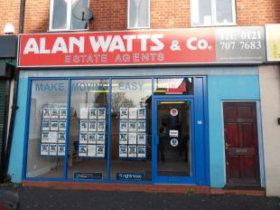 Alan Watts & Co, Acocks Greenbranch details