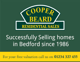 Get brand editions for Cooper Beard Estate Agency Limited, Bedford