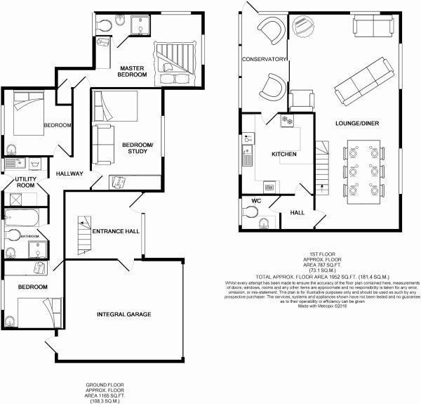 floorplan church par