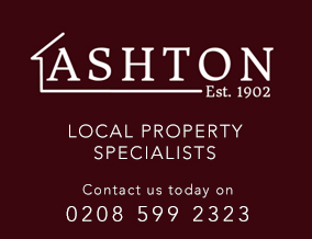 Get brand editions for Ashton Estate Agents, Chadwell Heath