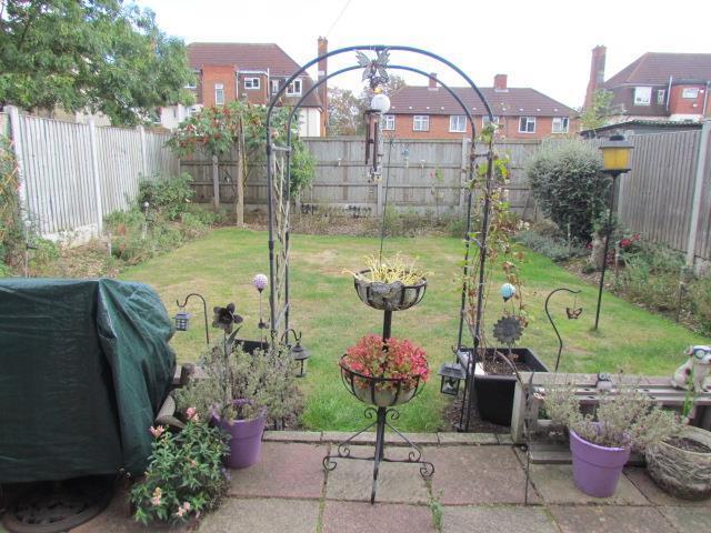 Rear Garden;