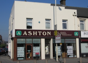 Ashton Estate Agents, Chadwell Heathbranch details