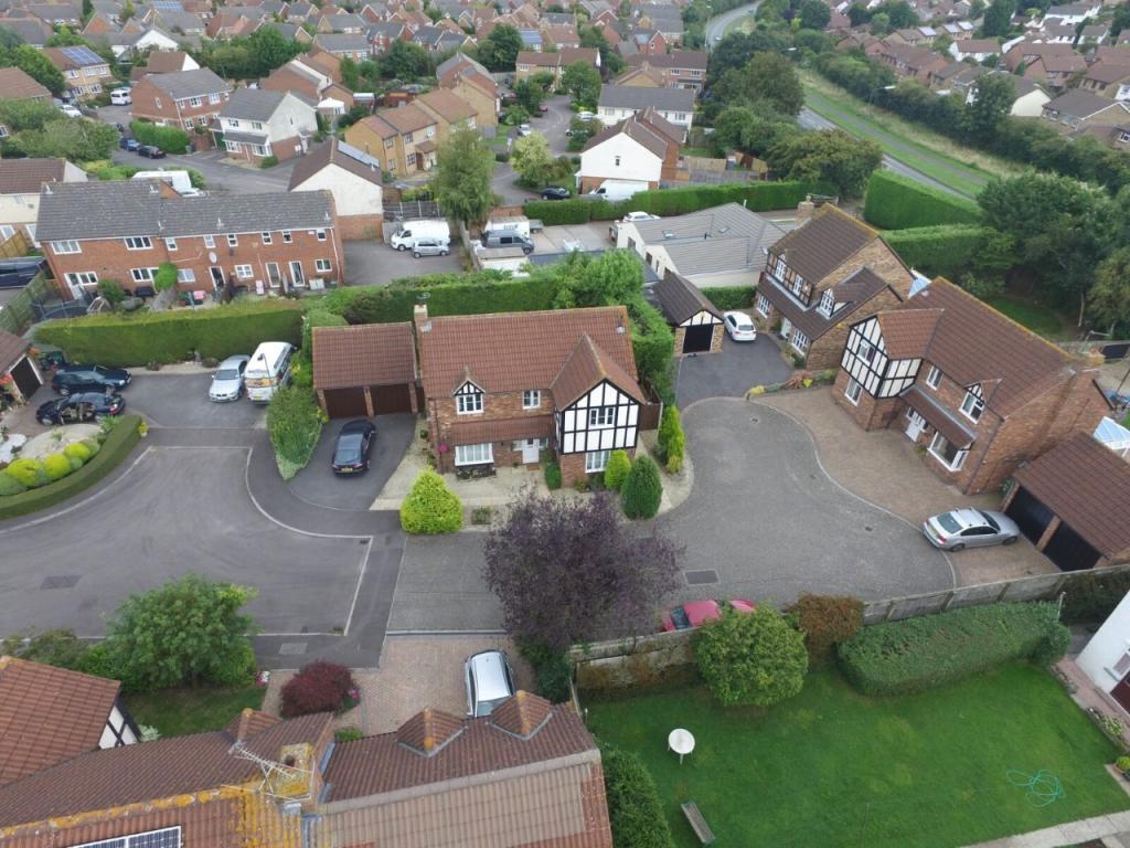 Aerial Views Of Cul