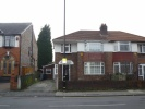 semi detached home for sale in Park Road, Stretford...