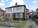 semi detached house in Skelton Road, Stretford...