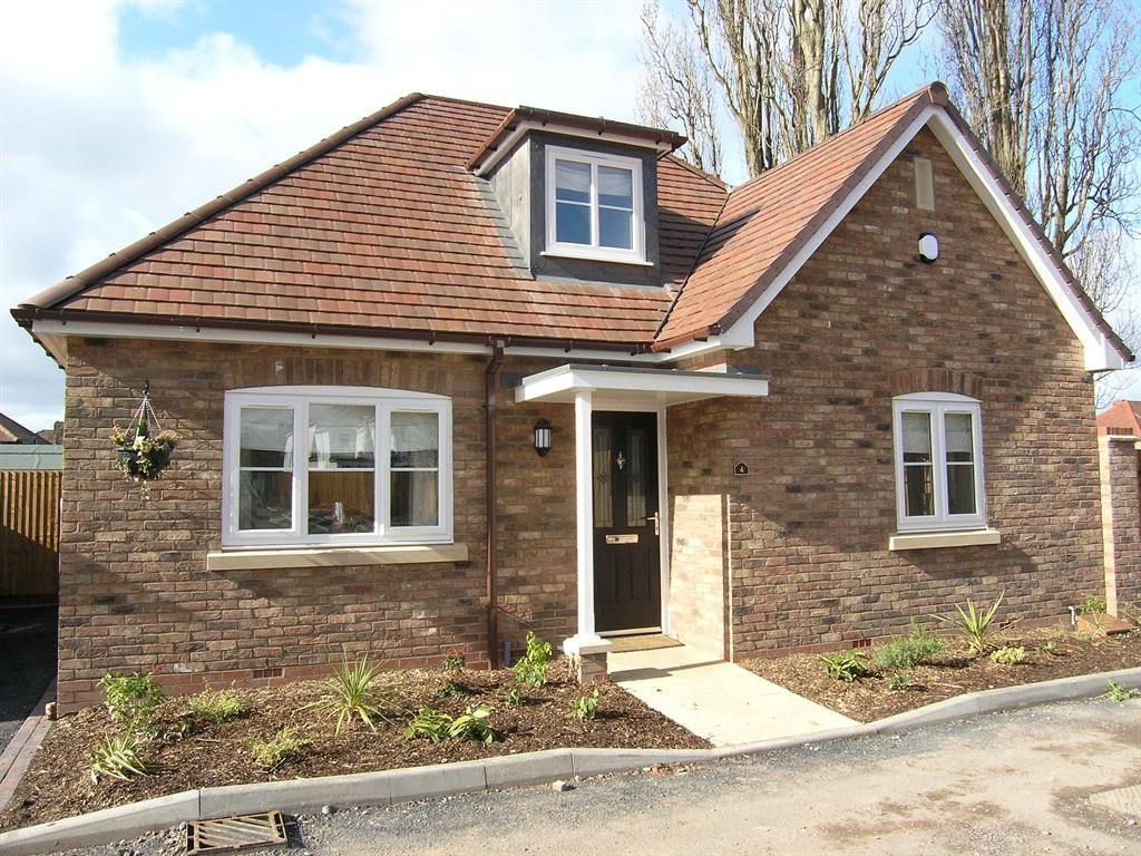 2 Bedroom Detached Bungalow For Sale In Off Stafford Road