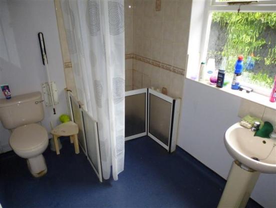Ground Floor Wet Room