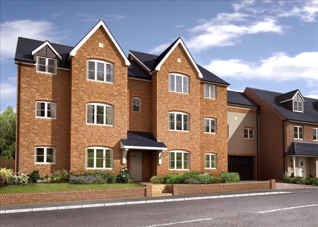 2 Bedroom Apartment For Sale In Tennal Road Birmingham B17