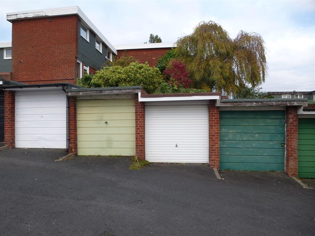Separate Block Garage