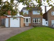 Detached home for sale in Honeyborne Road...