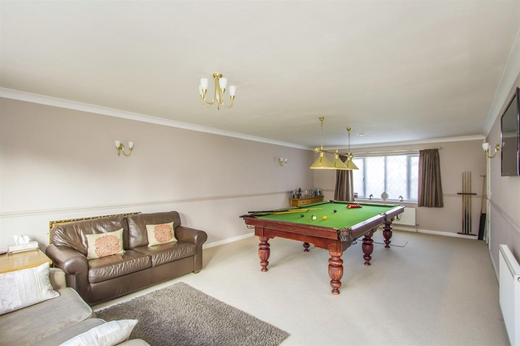 Family/ Games Room