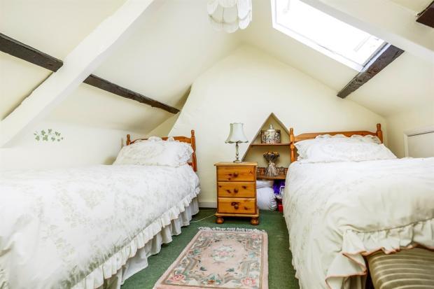 Bedroom Two - Second Floor