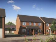 2 bedroom new house for sale in Melbury Grange...