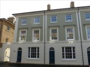 new development in Bridport Road, Poundbury...
