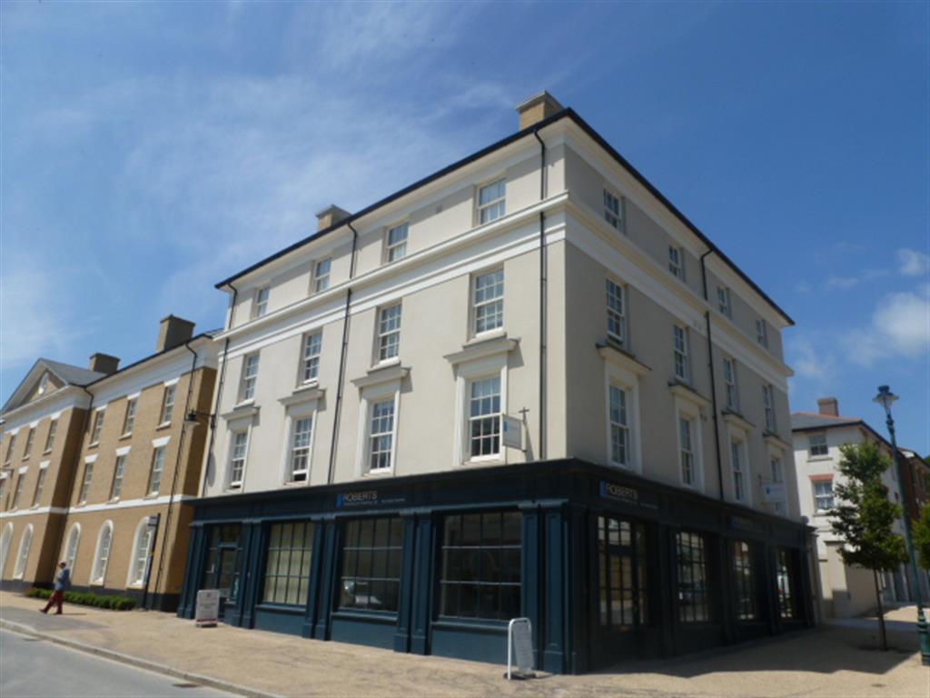 2 Bedroom Apartment For Sale In Lydgate Mews Poundbury Dorchester Dt1