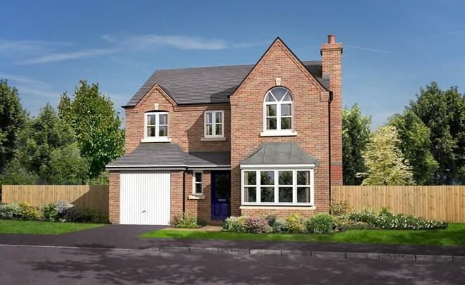 4 Bedroom Detached House For Sale In Greenlakes Rise