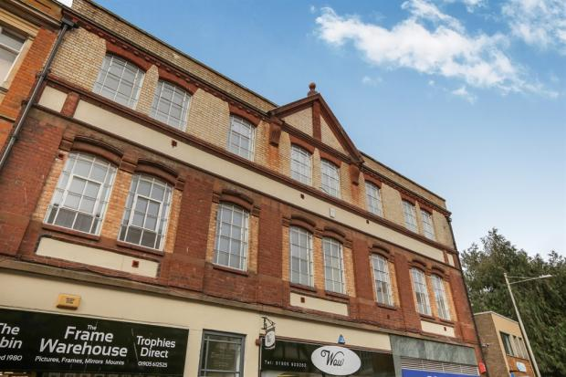 2 bedroom apartment for sale in Trinity Street Worcester WR1
