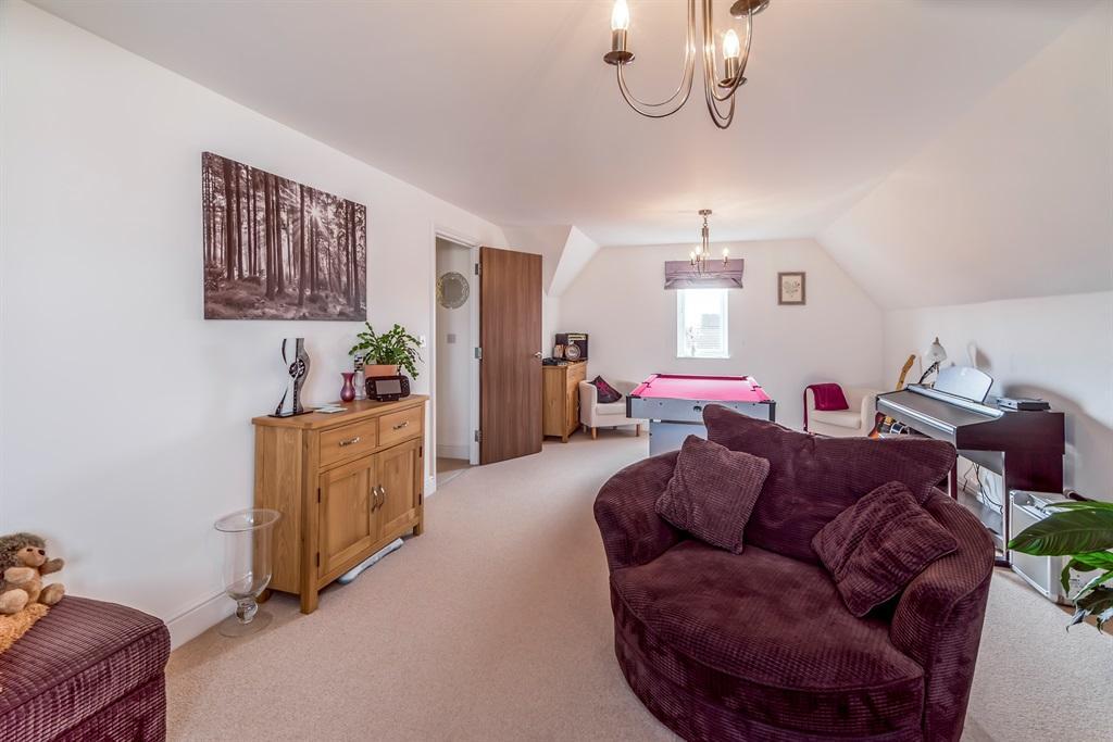 Bedroom Two (second Floor)