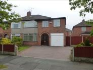 Kendal Drive semi detached house for sale