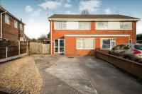 semi detached property in Borrowdale Road, Moreton...