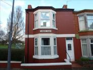End of Terrace house in Linwood Road, Birkenhead
