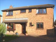 Detached home in Ribble Close, Billingham