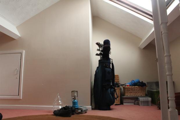 Bedroom Three/ Loft Room