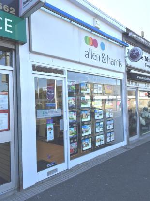 Allen & Harris, Burnside Glasgowbranch details