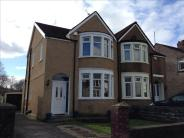 3 bed semi detached home in Fairways Crescent...