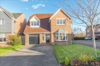 4 bed Detached home in St Stephens Close...