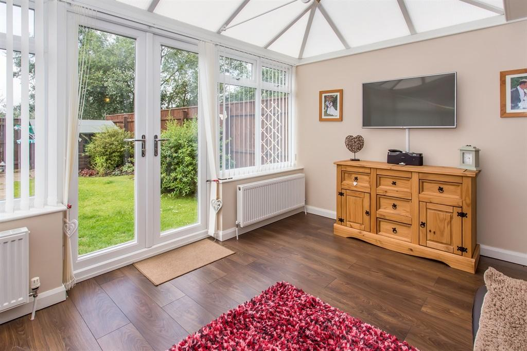 Conservatory Family Room
