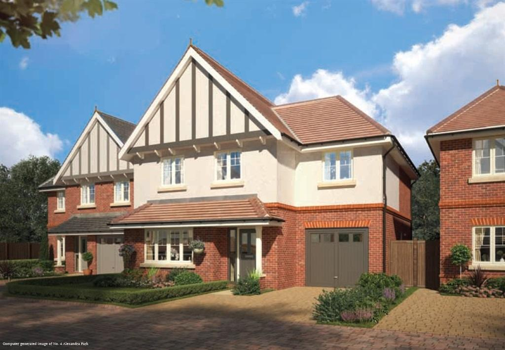 4 bedroom detached house for sale in alexandra park st marks crescent maidenhead sl6