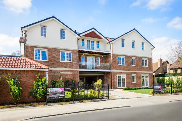 2 bedroom apartment for sale in maiden vale 21 craufurd rise maidenhead sl6