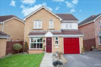 Detached house in Wellow Drive, Frome