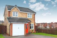 Detached house for sale in Stornoway Drive...