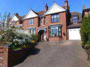 semi detached property for sale in Park Road, Hagley
