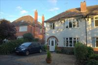 semi detached home in Worcester Road (service...