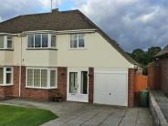 semi detached home for sale in Walker Avenue...