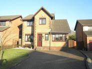 Detached home in Lounsdale Way, Paisley