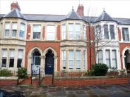 3 bedroom Terraced house in Teilo Street, Pontcanna...