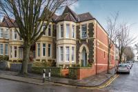 house for sale in Clive Road, Cardiff