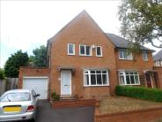 semi detached property for sale in Meadow Brook Road...