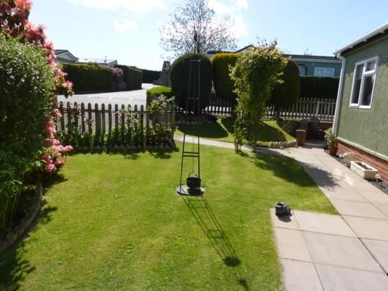 Perfect Bedroom Park Home For Sale In Bromdon Caravan Park Wheathill