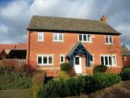 4 bedroom Detached property for sale in Grindal Place, Cawston...