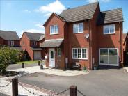 4 bed Detached house in Pennine Way, Ashbrake...